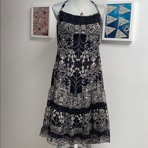Anna Sui for Anthropologie Silk Sundress